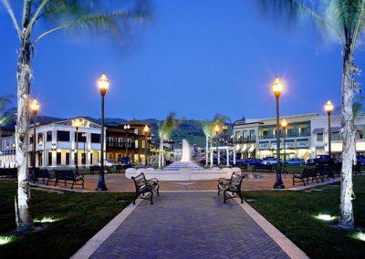 Evergreen Village Square